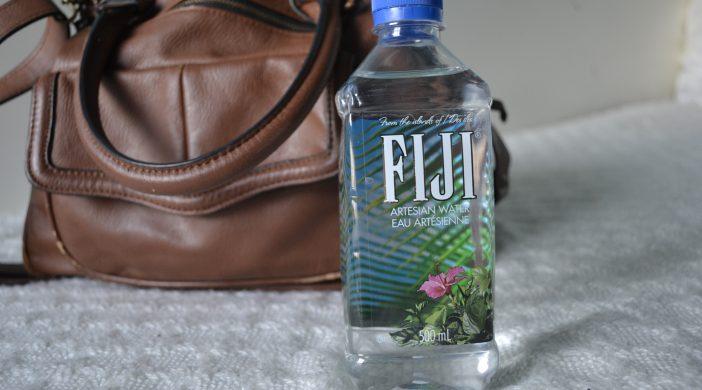 L'eau artésienne des Iles Fiji