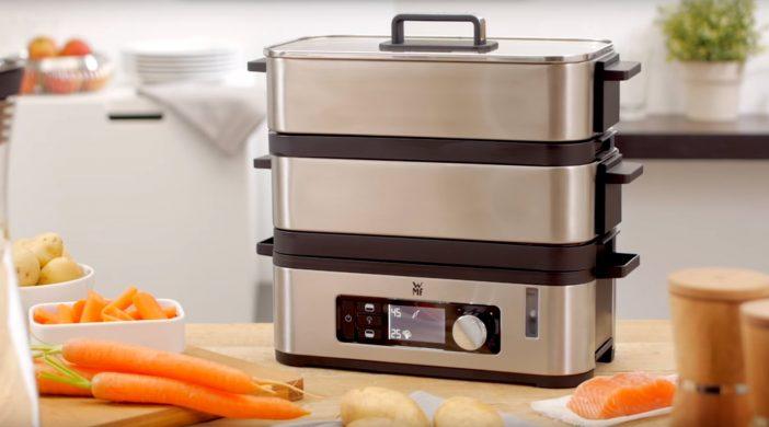 Zenoa communication magazine en ligne sur les news des for Appareil vapeur cuisine
