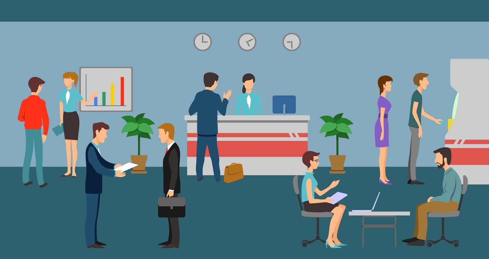 Le secteur bancaire recrute - Evo bank oficinas ...