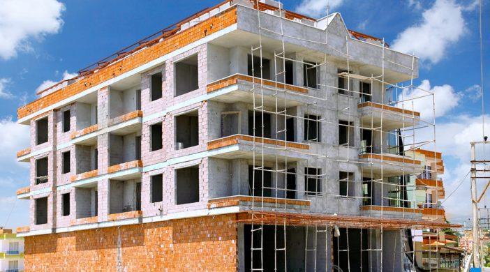 réalisation de la fondation de votre maison par un entrepreneur