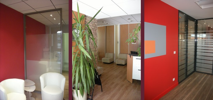 l 39 agencement d 39 un bureau professionnel les nouvelles tendances. Black Bedroom Furniture Sets. Home Design Ideas