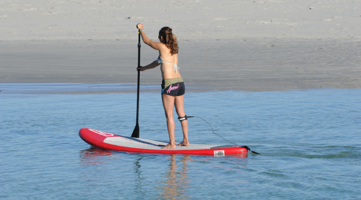 le stand up paddle gonflable
